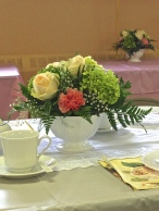 Floral Table Bouquets