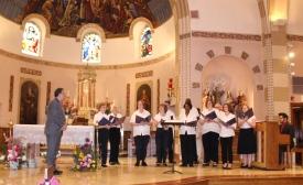 Choir and Director